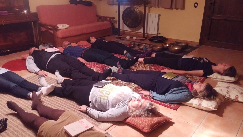 concierto meditativo profundamente relajante