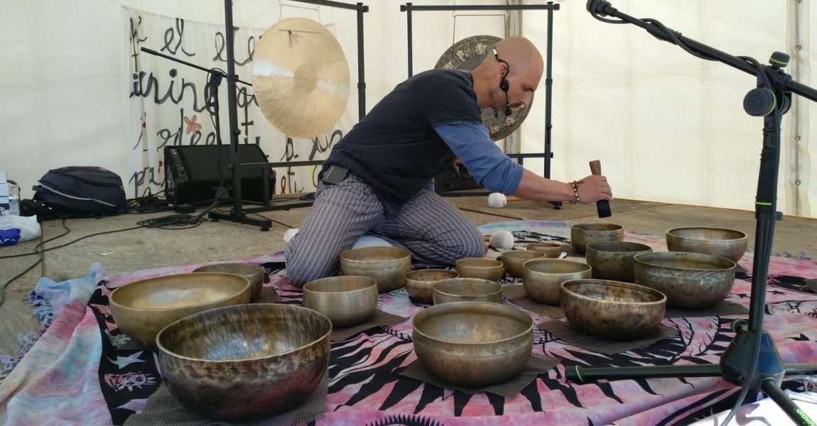 meditación sonora tibetana
